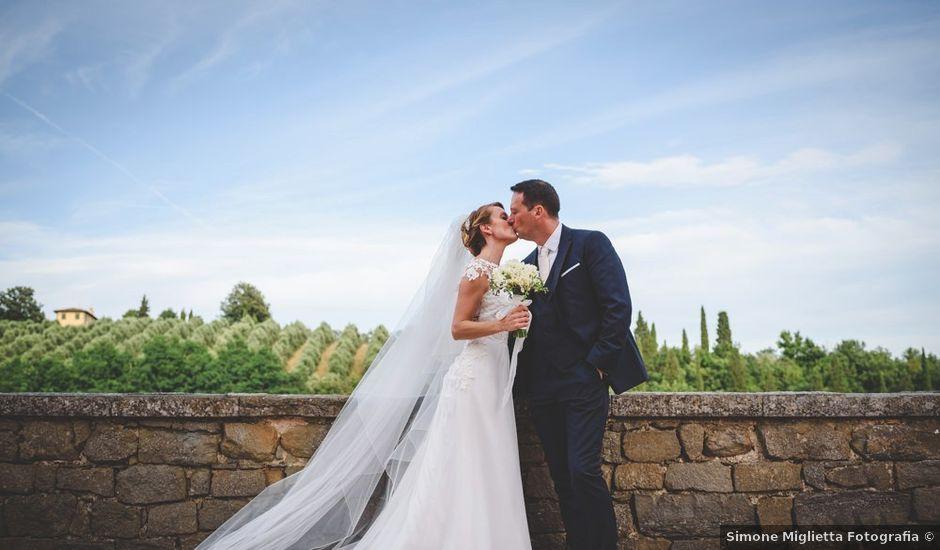 Il matrimonio di Ivan e Luisa a Vinci, Firenze