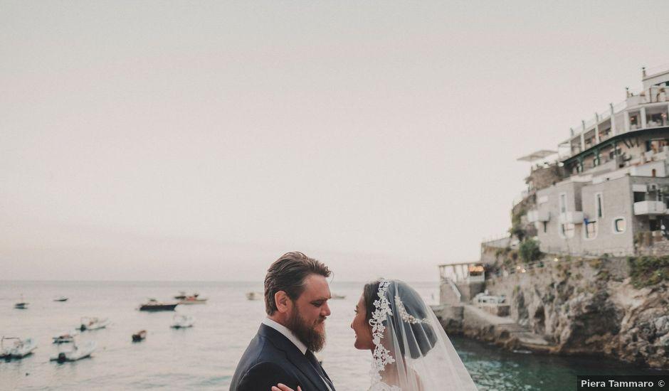 Il matrimonio di Giovanni e Roberta a Praiano, Salerno
