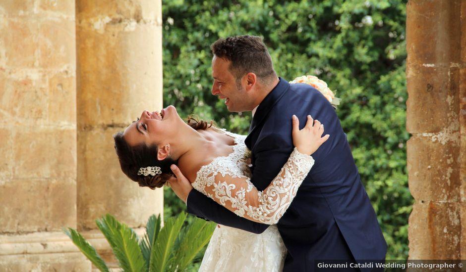 Il matrimonio di Giuseppe e Deborah a Siracusa, Siracusa