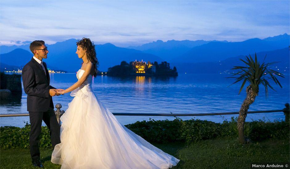 Il matrimonio di Tamara e Salvatore a Stresa, Verbania
