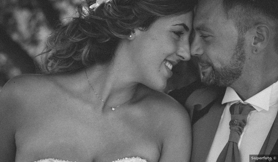 Il matrimonio di Andrea e Gloria a Ortovero, Savona