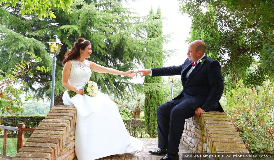 Il matrimonio di Cristian e Ameliana a San Severo, Foggia