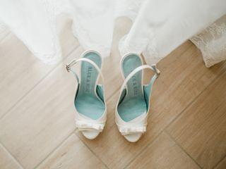 Le nozze di Sandra e Andrea 1