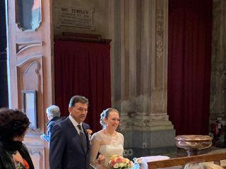 Le nozze di Roberta e Iuri 1