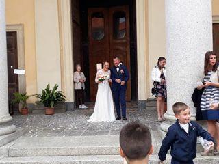 Le nozze di Roberta e Iuri 2