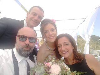 Le nozze di Lia Salvati e Marco Appetiti