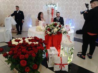 Le nozze di Caterina e Domenico