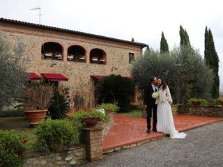 Le nozze di Fabio e Francesca