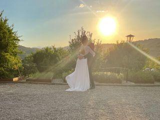 Le nozze di Andrea e Francesca 1