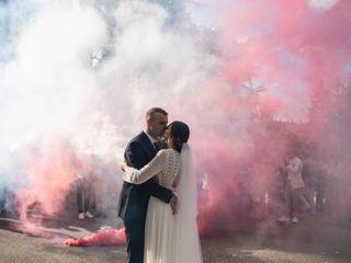 Le nozze di Andrea e Francesca