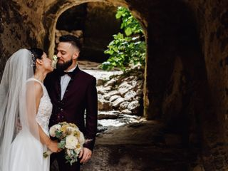Le nozze di Erika e Gabriele 1