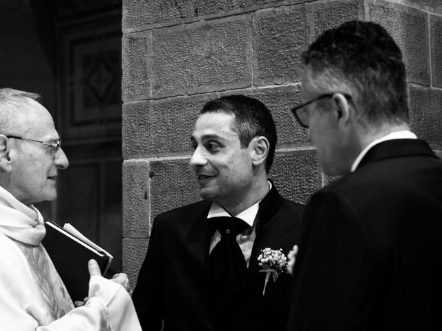 Il matrimonio di Marco e Susanna a Montespertoli, Firenze 29
