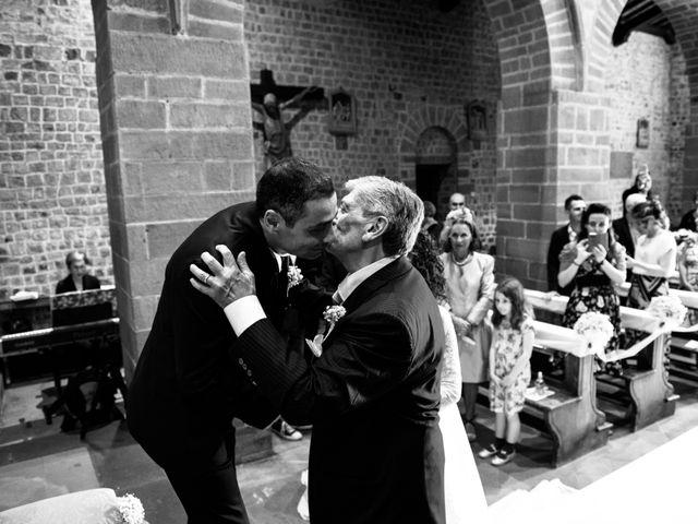 Il matrimonio di Marco e Susanna a Montespertoli, Firenze 33