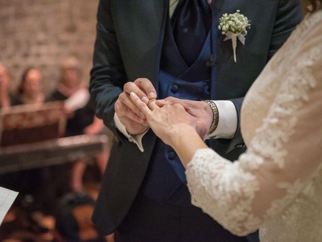 Il matrimonio di Marco e Susanna a Montespertoli, Firenze 39