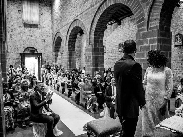 Il matrimonio di Marco e Susanna a Montespertoli, Firenze 41