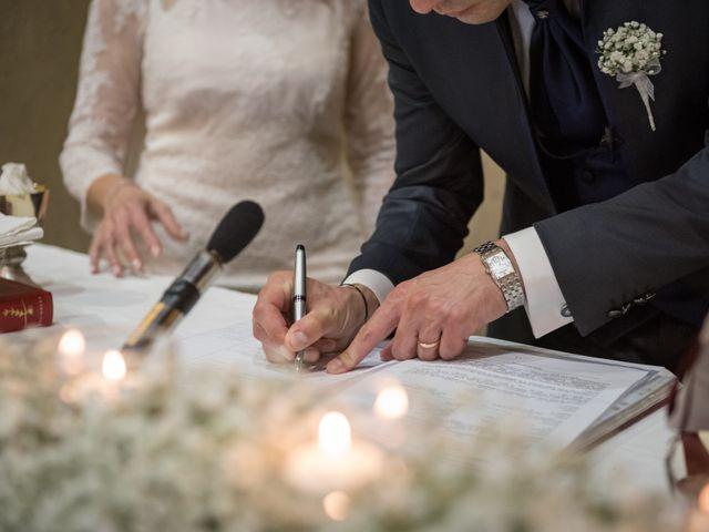 Il matrimonio di Marco e Susanna a Montespertoli, Firenze 42