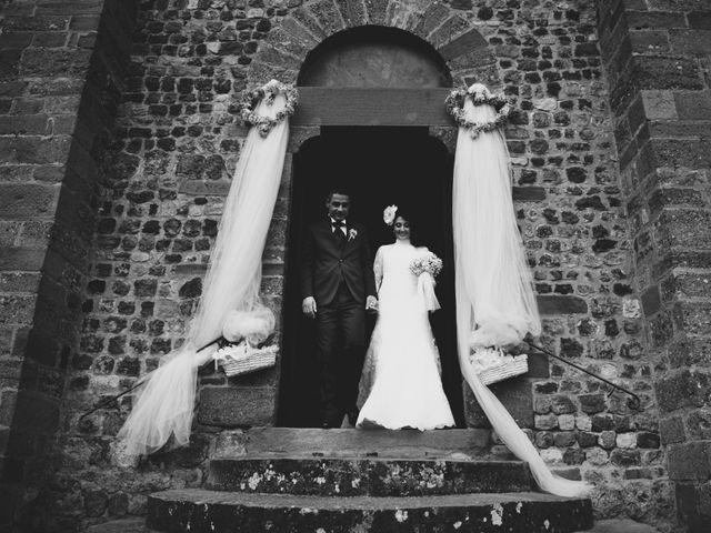 Il matrimonio di Marco e Susanna a Montespertoli, Firenze 45