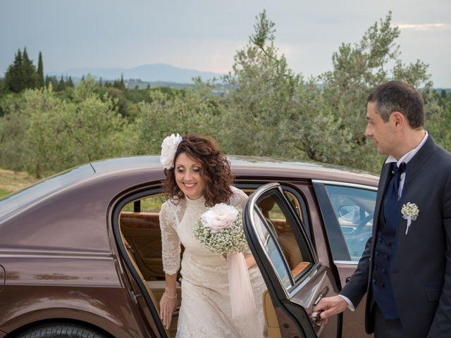 Il matrimonio di Marco e Susanna a Montespertoli, Firenze 54
