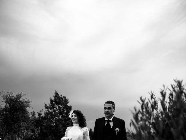 Il matrimonio di Marco e Susanna a Montespertoli, Firenze 56