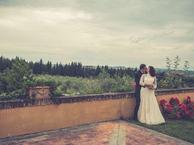 Il matrimonio di Marco e Susanna a Montespertoli, Firenze 64