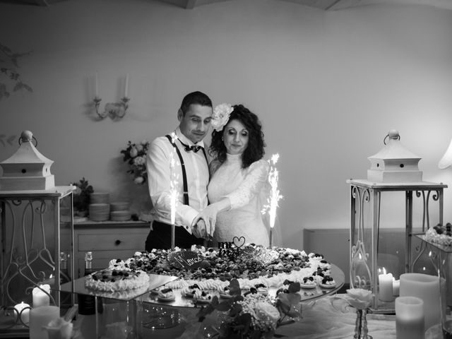 Il matrimonio di Marco e Susanna a Montespertoli, Firenze 72