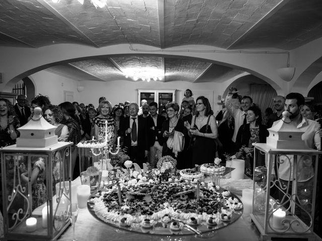 Il matrimonio di Marco e Susanna a Montespertoli, Firenze 77