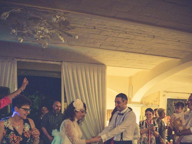 Il matrimonio di Marco e Susanna a Montespertoli, Firenze 80