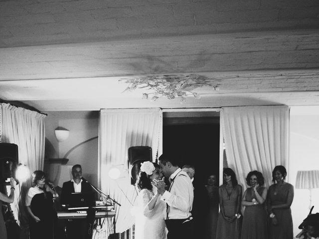Il matrimonio di Marco e Susanna a Montespertoli, Firenze 82