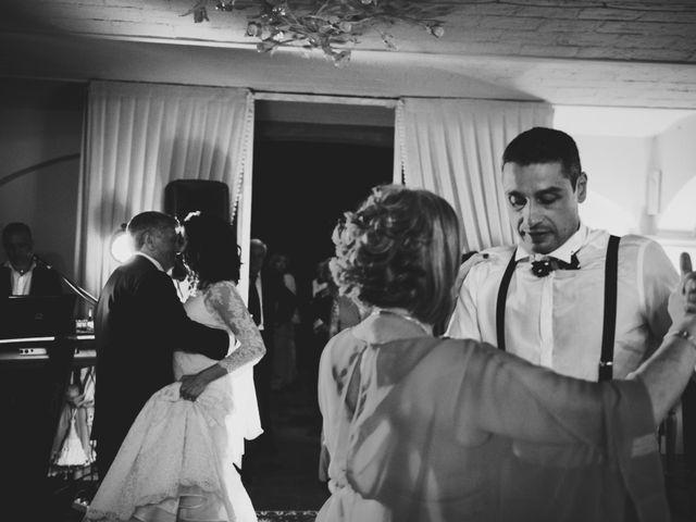 Il matrimonio di Marco e Susanna a Montespertoli, Firenze 85