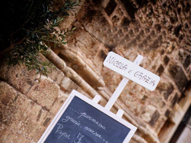 Il matrimonio di nicola e grazia a Bitritto, Bari 8