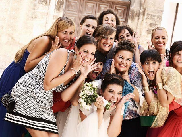 Il matrimonio di nicola e grazia a Bitritto, Bari 13