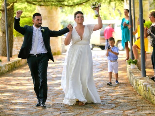 Le nozze di grazia e nicola