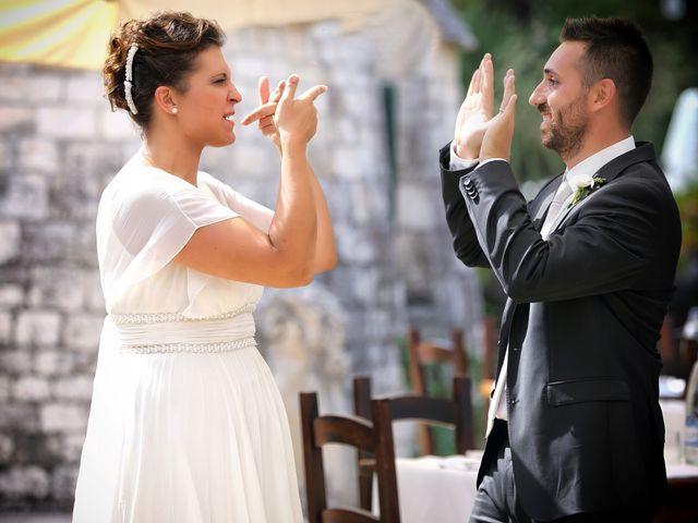 Il matrimonio di nicola e grazia a Bitritto, Bari 15