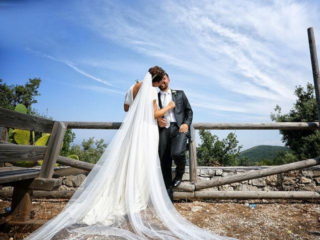 Il matrimonio di nicola e grazia a Bitritto, Bari 27