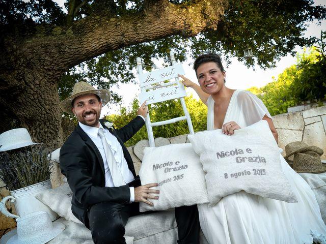 Il matrimonio di nicola e grazia a Bitritto, Bari 30