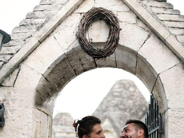 Il matrimonio di nicola e grazia a Bitritto, Bari 31