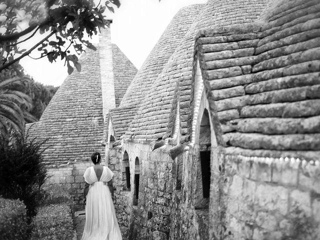 Il matrimonio di nicola e grazia a Bitritto, Bari 33