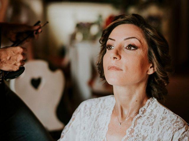Il matrimonio di Gianluca e Giulia a Vetralla, Viterbo 5