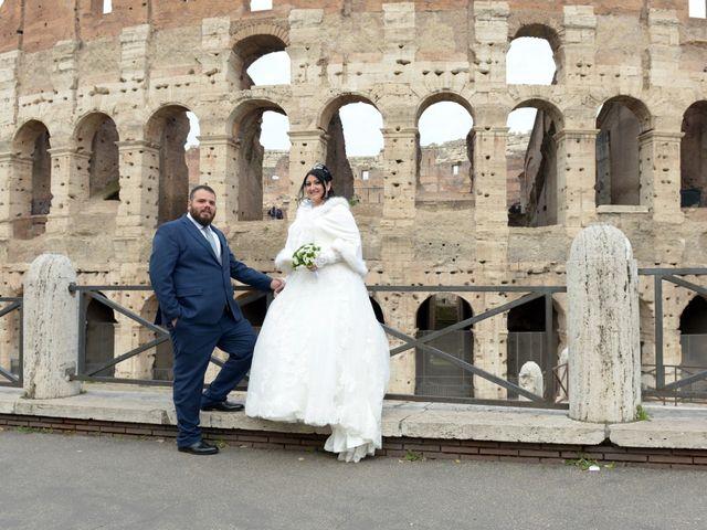 le nozze di Stefania e Benito