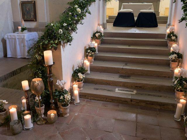 Il matrimonio di Valerio e Serena a Montale, Pistoia 1