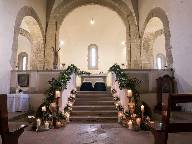 Il matrimonio di Valerio e Serena a Montale, Pistoia 2