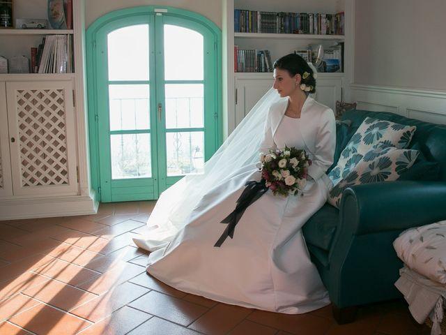Il matrimonio di Valerio e Serena a Montale, Pistoia 17