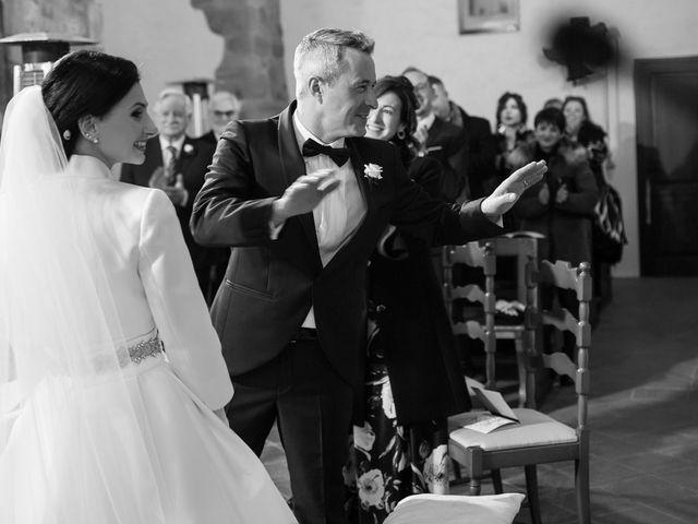 Il matrimonio di Valerio e Serena a Montale, Pistoia 24