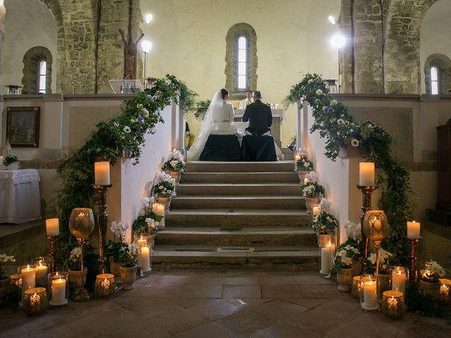 Il matrimonio di Valerio e Serena a Montale, Pistoia 25