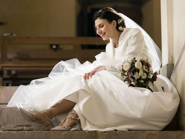 Il matrimonio di Valerio e Serena a Montale, Pistoia 34