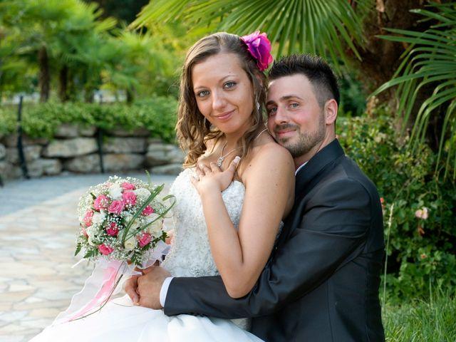 le nozze di Stefania e Gianni