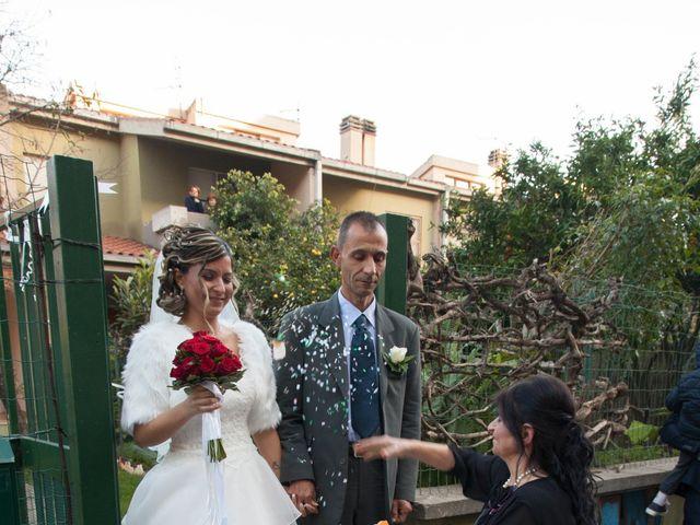 Il matrimonio di Fabio e Adriana a Selargius, Cagliari 11