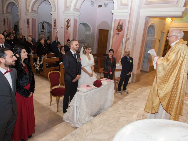 Il matrimonio di Fabio e Adriana a Selargius, Cagliari 12