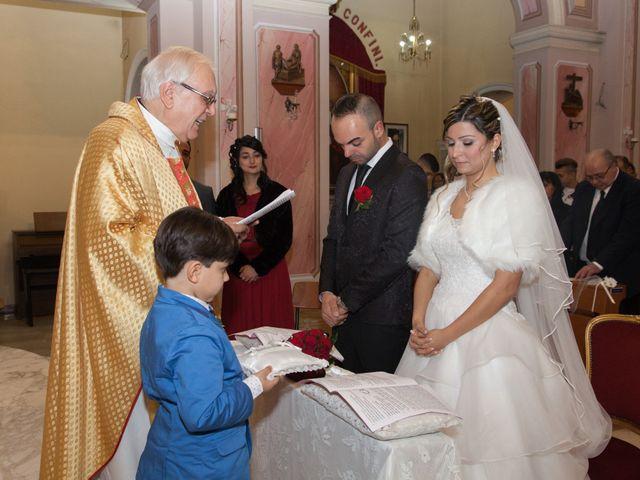 Il matrimonio di Fabio e Adriana a Selargius, Cagliari 13