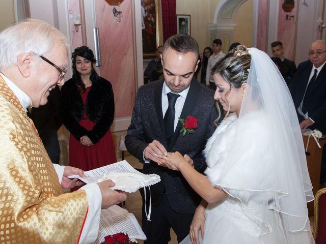 Il matrimonio di Fabio e Adriana a Selargius, Cagliari 14